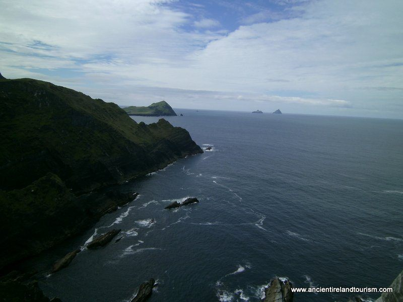 Ireland vacations Skellig Michael