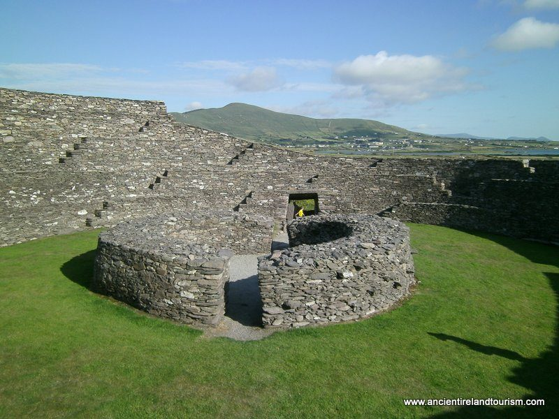 Pics from Ireland tours Ring Fort in Kerry