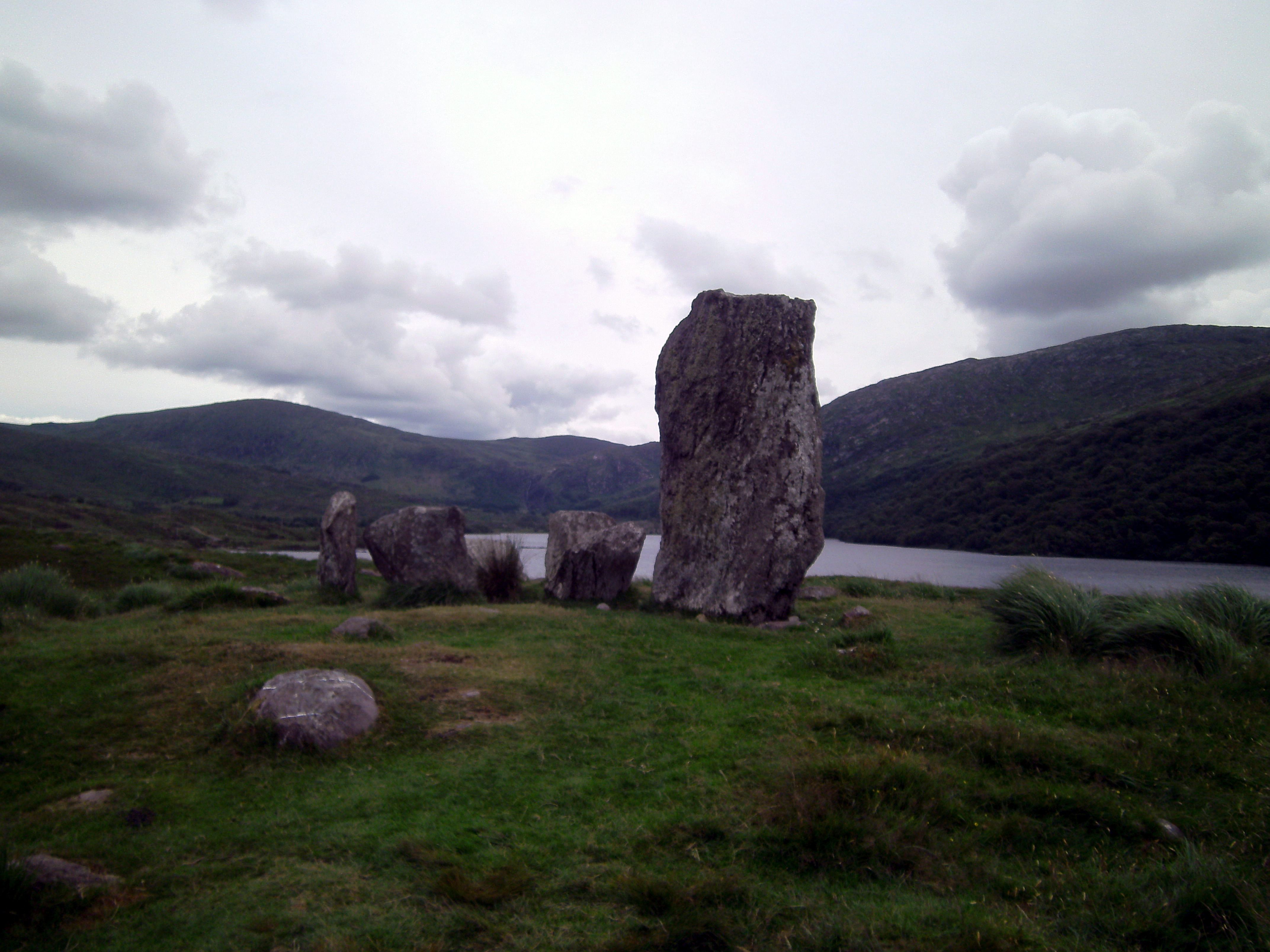 Pics from Ireland tours Uragh Stone Circle