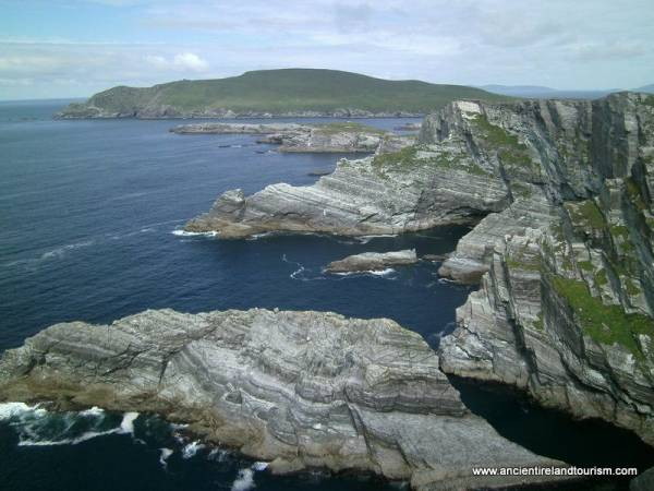 Ireland Vacations Ring of Kerry Cliffs